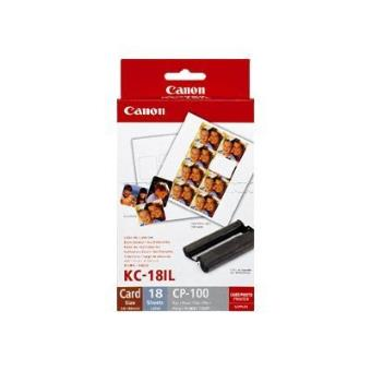 Canon KC 18IL Tinta + Papel