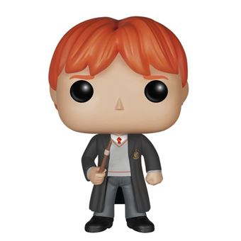 Figura Funko Harry Potter - Ron Weasley con varita rota