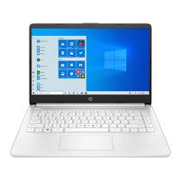 Portátil HP Laptop 14s-dq0010ns 14'' Blanco