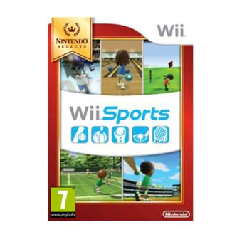 Wii Sport Selects Wii