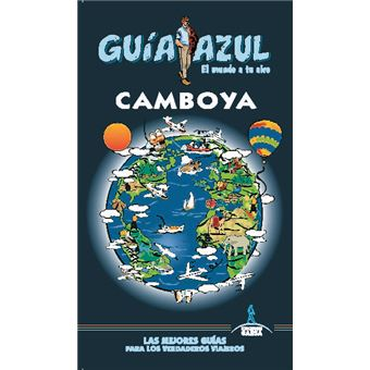 Guía Azul - Camboya