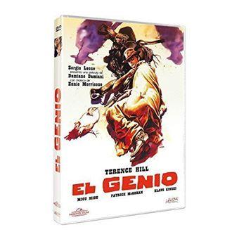 El genio - DVD