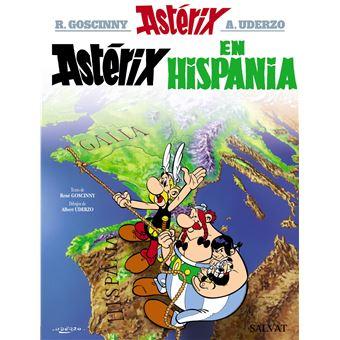 Astérix Nº 14 - En Hispania