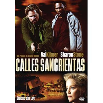 Calles sangrientas - DVD