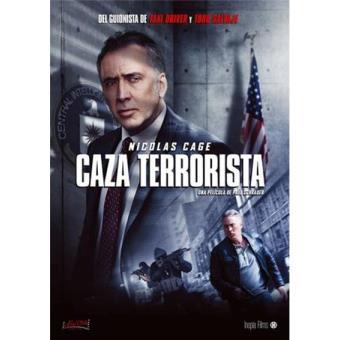 Caza terrorista - DVD