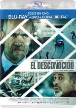 El desconocido - Blu-Ray + DVD