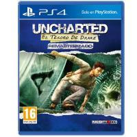 Uncharted: El tesoro de Drake Remasterizado PS4
