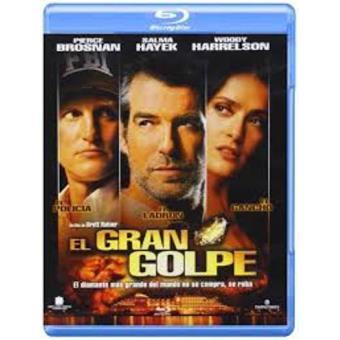 El gran golpe - Blu-Ray