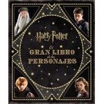Harry Potter. Gran libro de los personajes