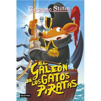 Geronimo Stilton. El galeón de los gatos piratas