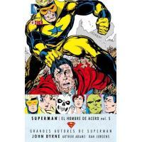 Grandes autores de Superman. John Byrne 5