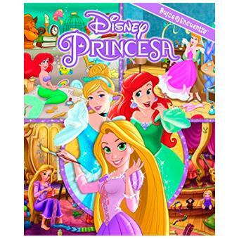 Busca y encuentra: Disney Princesa