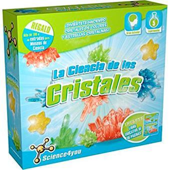 La ciencia de los cristales
