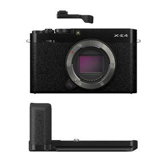 Cámara EVIL Fujifilm X-E4 Negro Body + Kit accesorios