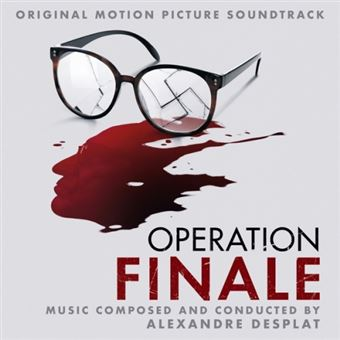 Operation Finale BSO