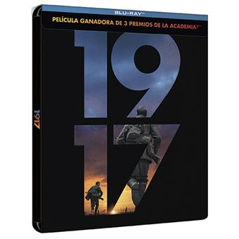 1917 - Steelbook Blu-ray