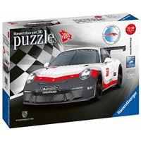Puzzle 3D Porsche 911 GT3 Cup - 108 piezas