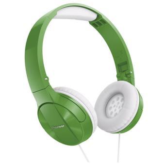 Auriculares Pioneer SE-MJ503 Verde