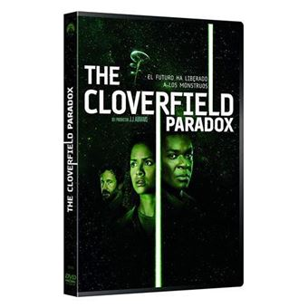 The Cloverfield Paradox - DVD