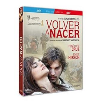 Volver a Nacer - Blu-Ray + DVD