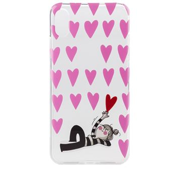 Funda La Volátil Corazón para iPhone Xs Max