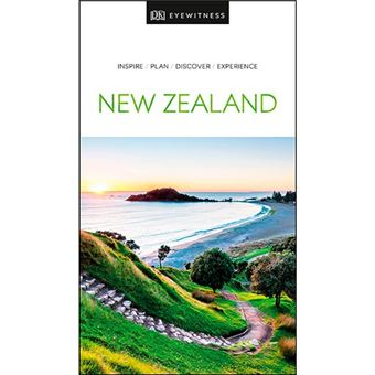 DK Eyewitness Travel Guide - New Zealand
