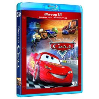 Cars - Blu-Ray + 3D