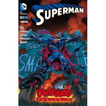 Superman 31 grapa