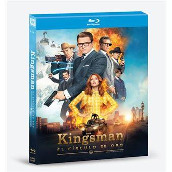 Kingsman - El círculo de oro - Blu-Ray - Digibook