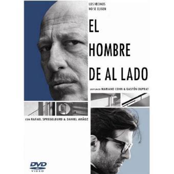 El hombre de al lado - DVD