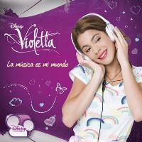 Violetta : La música es mi mundo + DVD