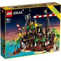 LEGO Piratas de Bahía Barracuda 21322