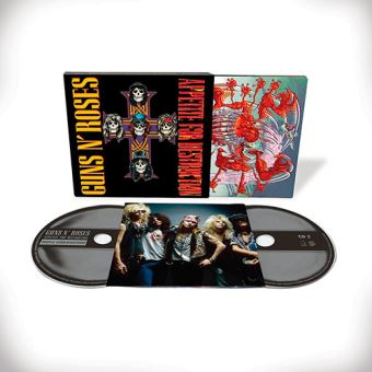 Appetite for Destruction - 2 CD