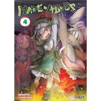 Made In Abyss 4 Akihito Tsukushi 5 En Libros Fnac