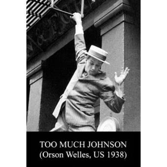 Too Much Johnson - DVD