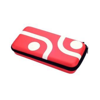 Funda roja + Protector de pantalla Nintendo Switch
