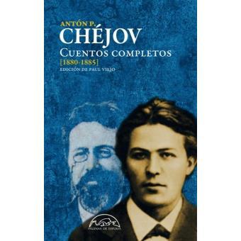 Cuentos completos. Anton Chejov