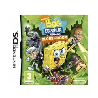 Bob Esponja Globs Of Doom Nintendo DS