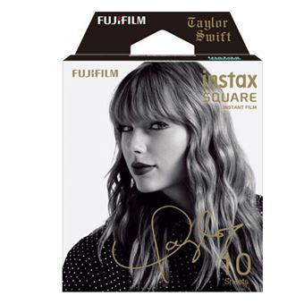 Papel Fujifilm Instax Square Taylor Swift Edition