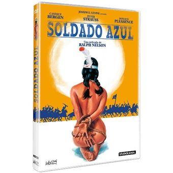 Soldado azul - DVD