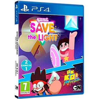 Steven Universe : Save the Light PS4
