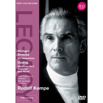 Rudolf Kempe Conducts Dvorak & Strauss