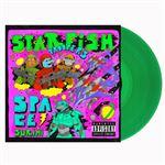 Starfish troopers - Vinilo verde
