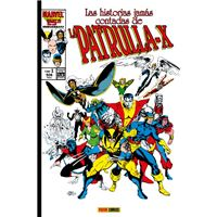 Las historias jamás contadas de la Patrulla-X 1. Marvel Gold