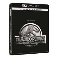 Parque Jurásico 2 El mundo perdido - UHD + Blu-Ray