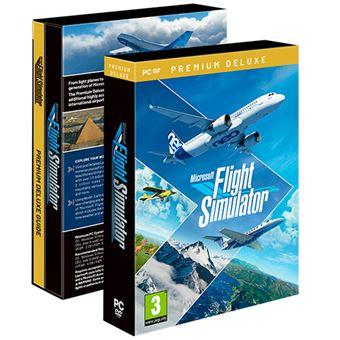 Microsoft Flight Simulator Ed Premium PC