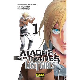 Ataque a los Titanes 1: Lost Girls