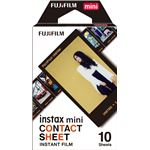 Papel fotográfico Fujifilm Instax Photo Sheet 10 unidades
