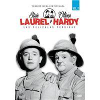 Pack Laurel y Hardy - Las películas perdidas Vol. 2 V.O.S.  - DVD