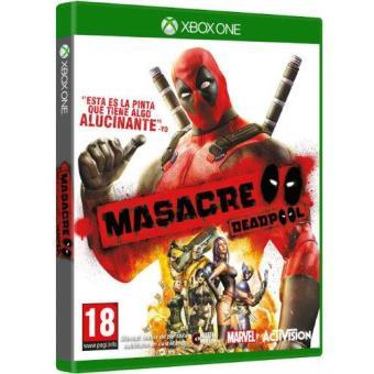 Masacre (Deadpool) Xbox One